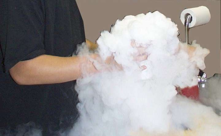 Как сделать искусственный дым своими руками